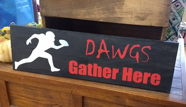dawgs gather here