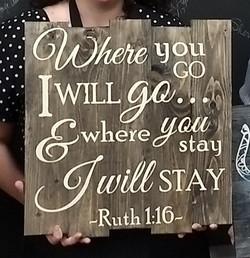 Ruth 1-16 - Where you go I will go