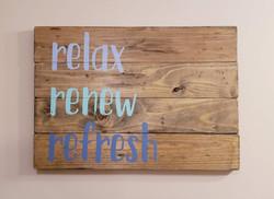 Relax Renew Refresh - horizontal