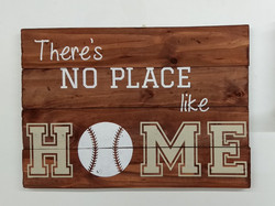 There's No Place like Home - Baseball