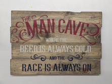 The Man Cave (Race)