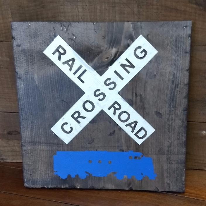 Train RR Crossing