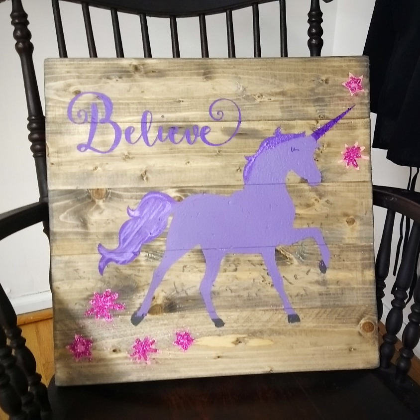 Believe - Unicorn