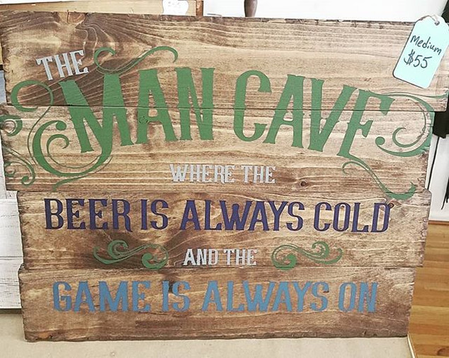The Man Cave (Game)