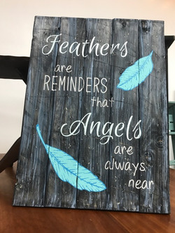 Feathers - Angels