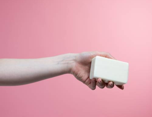 Bar Soaps for Body Wash: Low Waste Living on a Budget #2