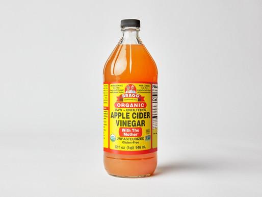 Great Uses For Apple Cider Vinegar (ACV): Low Waste Living on a Budget #13