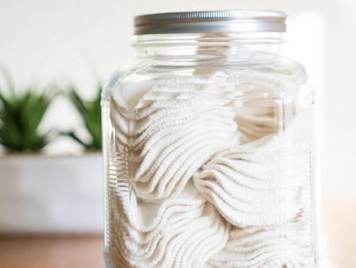 Why I Don't Enjoy Reusable Face Rounds: Zero Waste Rant