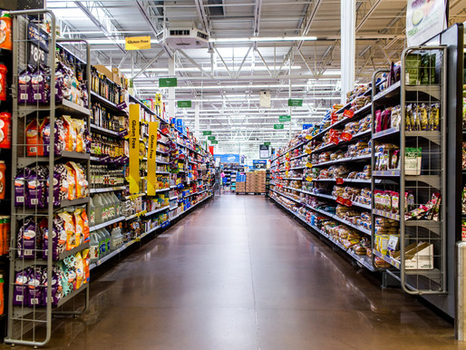 Zero Waste Grocery Shopping in Walmart: My Experience