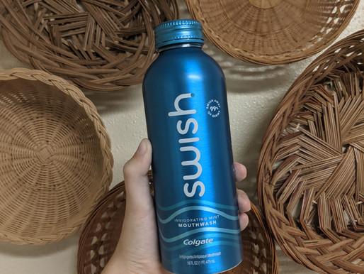 Colgate's New Sustainable Mouthwash Swish – Zero Waste Review