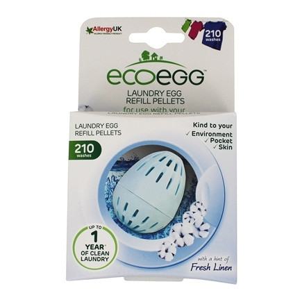Buy Eco Egg - Laundry Egg Refill Pellets 210 Washes Spring Blossom ...
