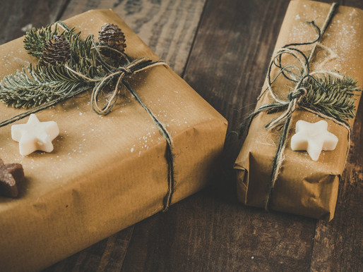 Zero Waste Gift Wrapping Ideas: For Christmas, Birthdays, etc.