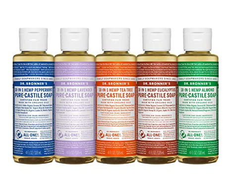 Castile Soap, The Versatile Cleaner: Low Waste Living on a Budget #7
