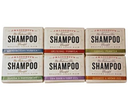 J.R. Liggett's Shampoo Bars: Zero Waste Review