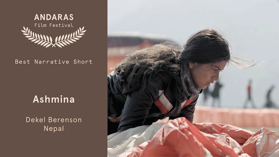 Best Narrative Short - Andaras Film Festival 2019