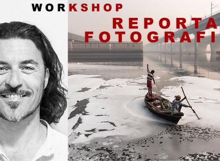 Workshop sul Reportage Fotografico a cura di Alessandro Gandolfi - Andaras Traveling Film Festival