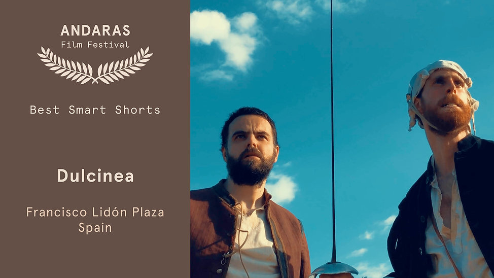 Best Smart Shorts - Andaras Film Festival 2019