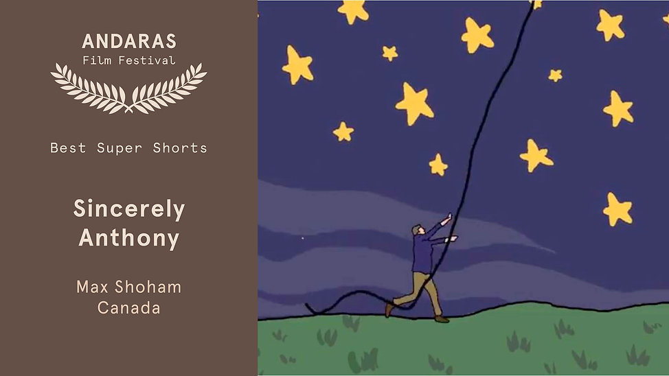 Best Super Shorts - Andaras Film Festival 2019