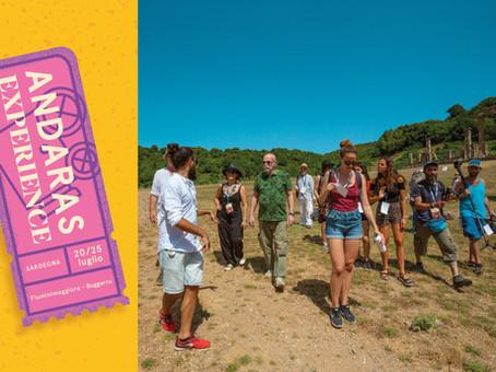 Andaras Traveling Film Festival 2021 – gli eventi da non perdere