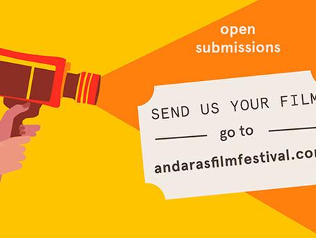 Andaras Traveling Film Festival 2021 - Online il bando della 3° edizione.