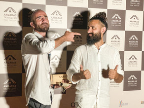 ANDARAS AWARD WINNERS – all the winners of the 3rd edition of the festival