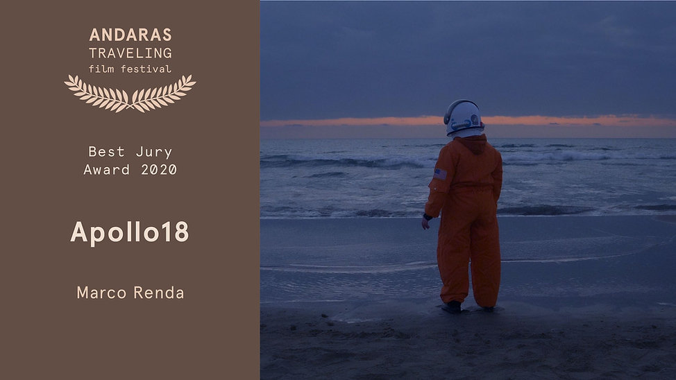 Andaras 2020 Best jury Award - Apollo 18