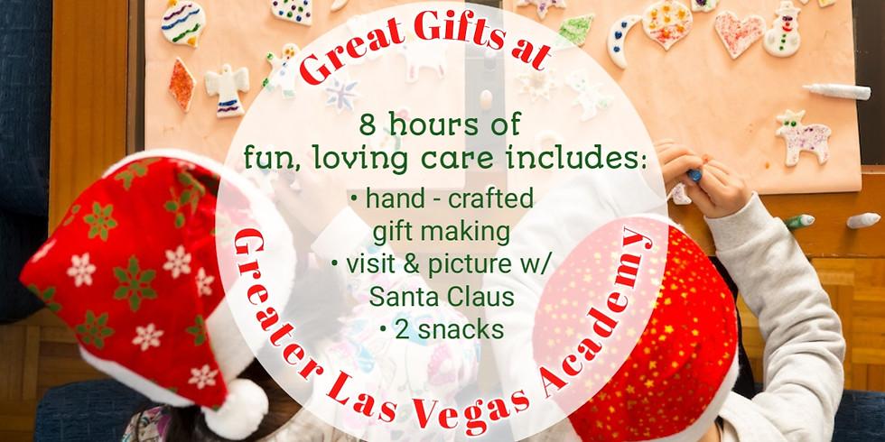 Great Gifts at GLVA - Ornaments & Stockings