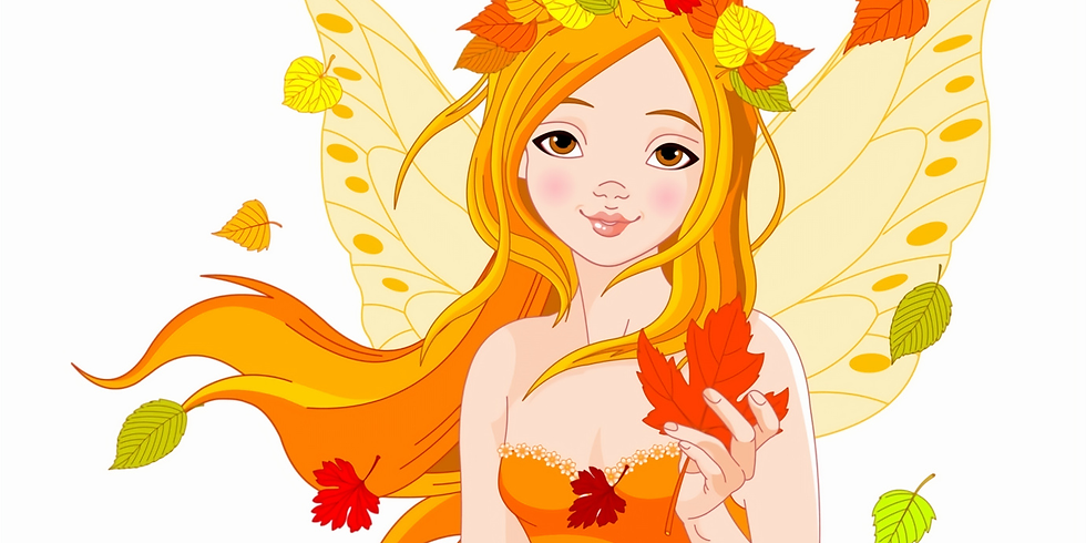 Storytime with The Pumpkin Fairy