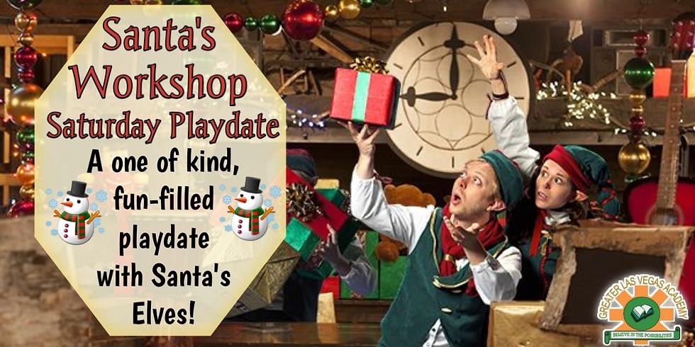 Santa's Workshop Holiday Playdate