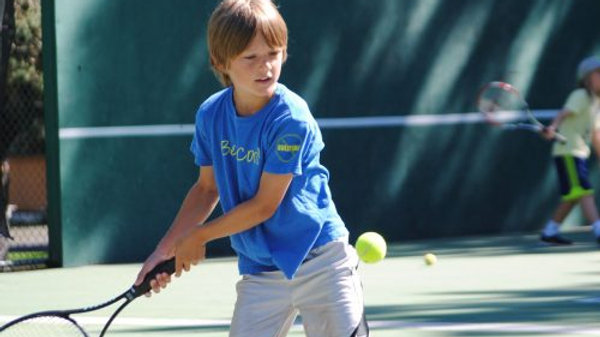 Ages 4-6 year olds: 6 Week Tennis Clinic