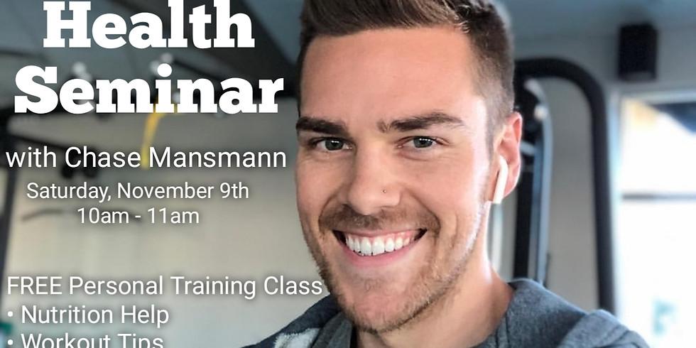 FREE Personal Health Seminar