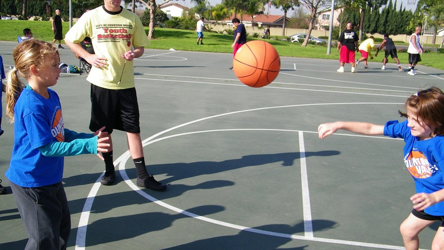 Ages 4-6 year olds: 6 Week Basketball Season