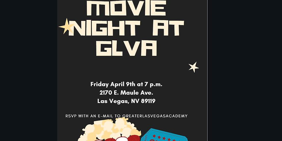 GLVA Family Drive-In Movie Night
