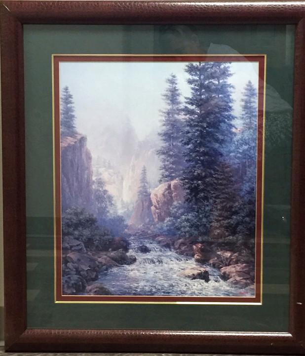 "Windberg, Dalhart  - ""Gallery Americana""  SOLD"