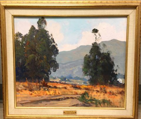 Watson, J.N. - Landscape w/frame