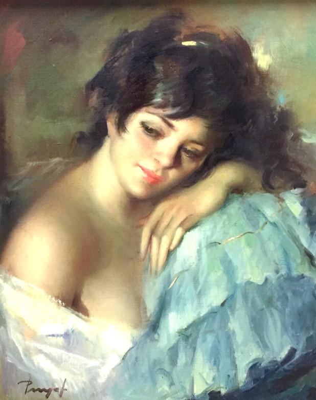 """Puyet, José - """"Beauty"""" $4,500"""