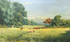 Fisher, William Mark  - Landscape $4,600: