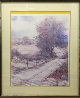 "Mallon, Tom - ""Winding Road"" SOLD"