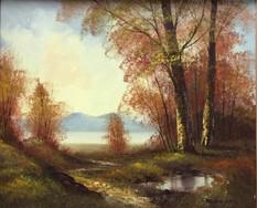 Shacsihatan( ?) - Landscape $600