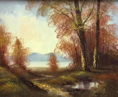 Shacsihata (?) -Landscape