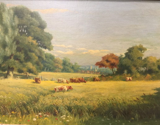 Fisher, William Mark  Landscape