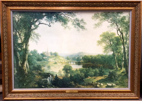 Durand, Asher Brown - Landscape  SOLD