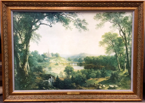 Durand, Asher Brown - Landscape  SOLD