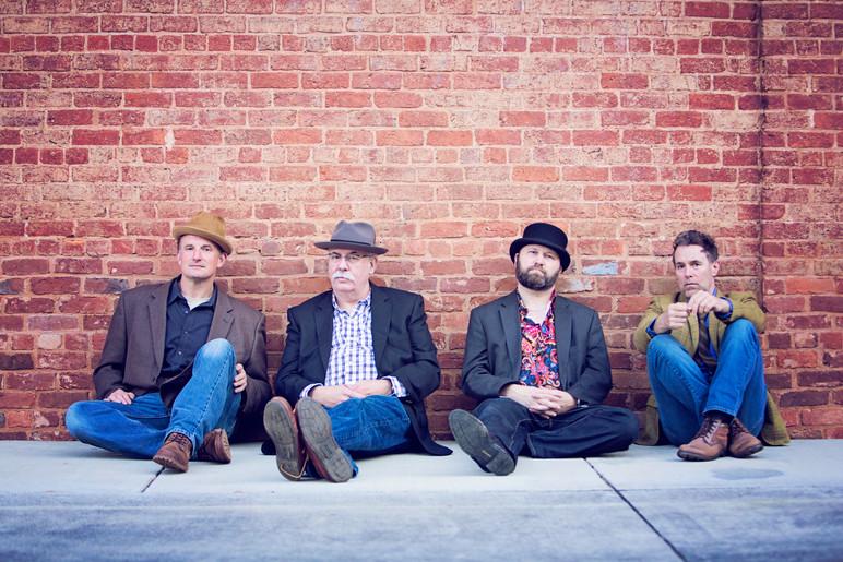 JTR Band Brick Wall Promo Photo