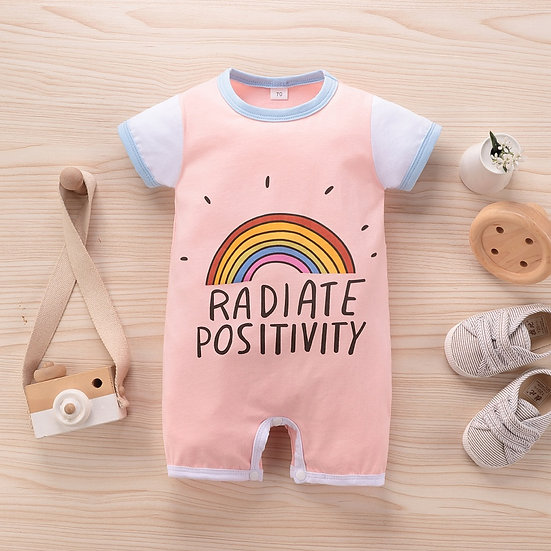 Radiate Positivity Romper