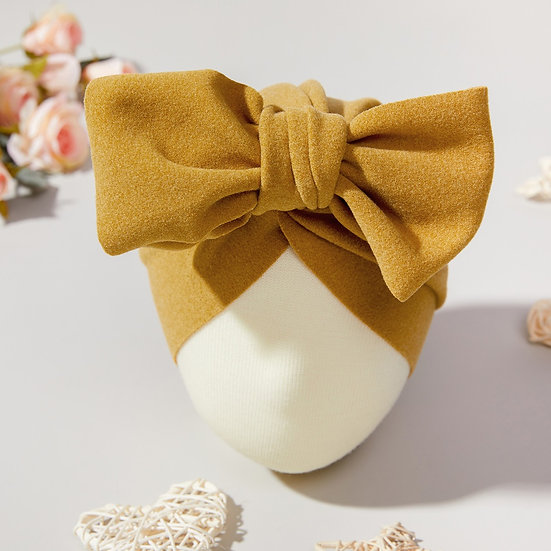 Soft Bow Hat