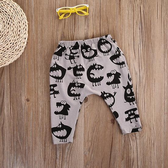 Grey Monster Leggings