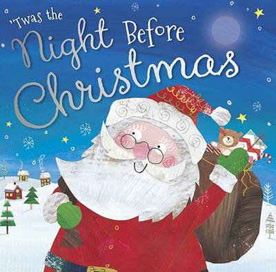 T'was The Night Before Christmas Book