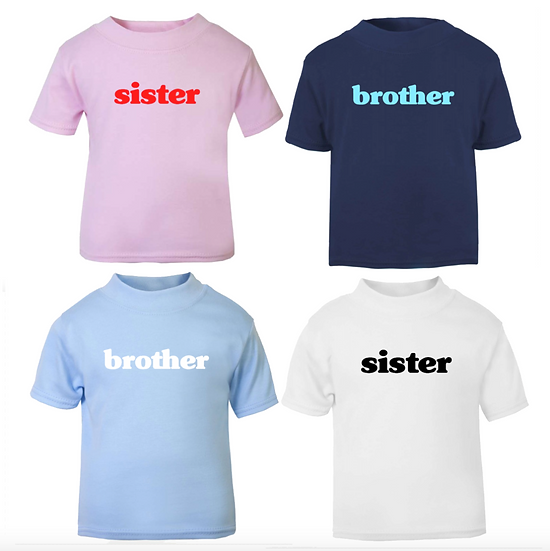 Brother / Sister T-Shirt
