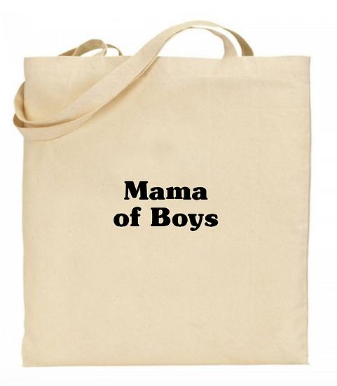 Personalised Tote Bag - Natural